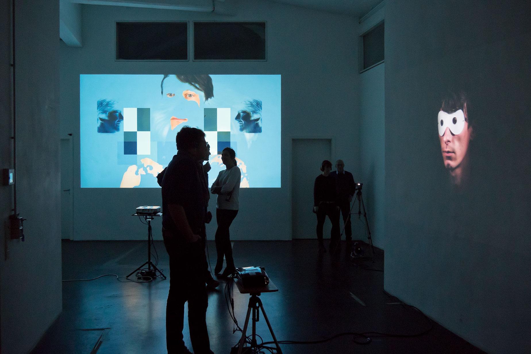 DOUBLE MAKE-UP, Opekta Ateliers Köln, 2016